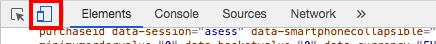 Untersuchen in Google Chrome