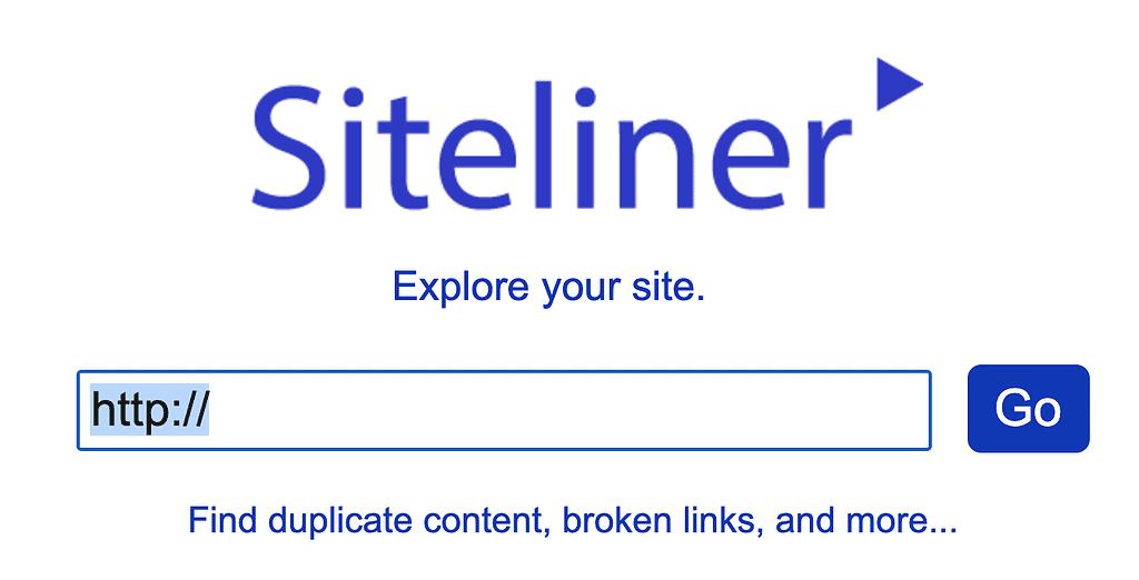 Siteliner Duplicate Content Tool